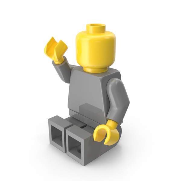 Neutral Lego Man PNG & PSD Images