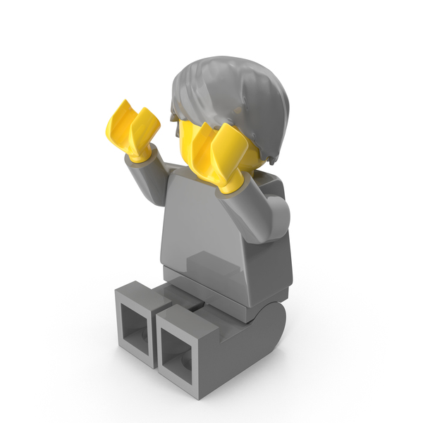 Neutral Lego Man Object