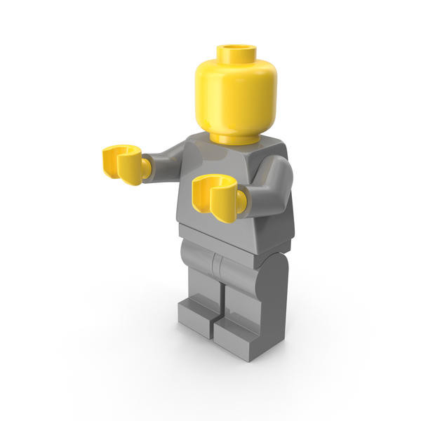 People: Neutral Lego Man PNG & PSD Images