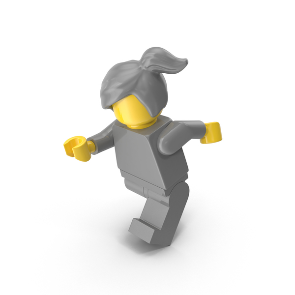 People: Neutral Lego Woman PNG & PSD Images