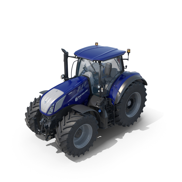 New Holland T7.315 Heavy Duty PNG & PSD Images