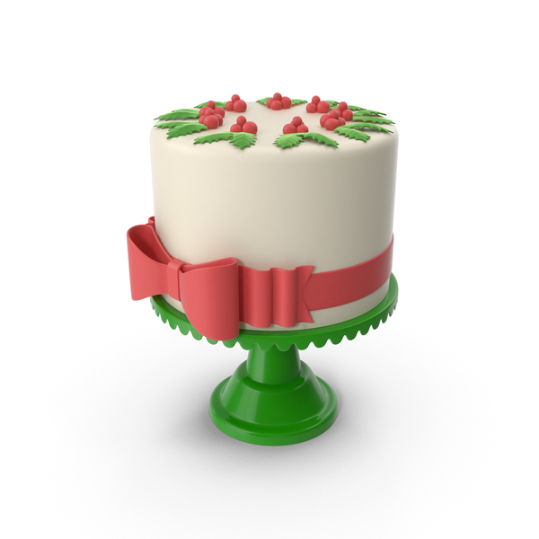 New Year Birthday Cake PNG & PSD Images