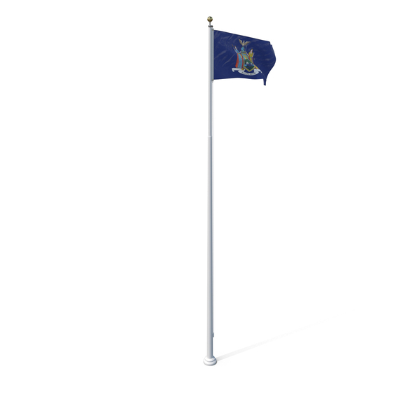 New York State Flag Object