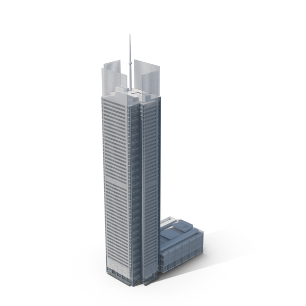 New York Times Tower PNG & PSD Images