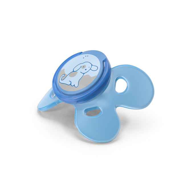 Newborn Baby Pacifier PNG & PSD Images