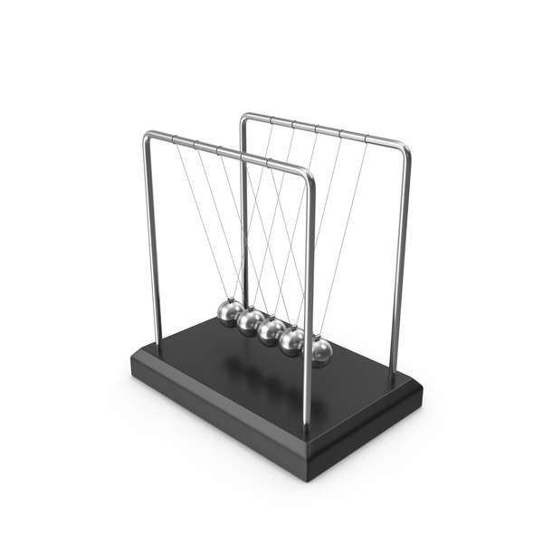 Newton's Cradle PNG & PSD Images