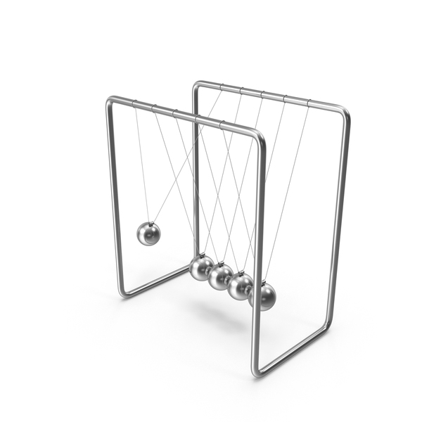 Newton's Cradle Toy PNG & PSD Images