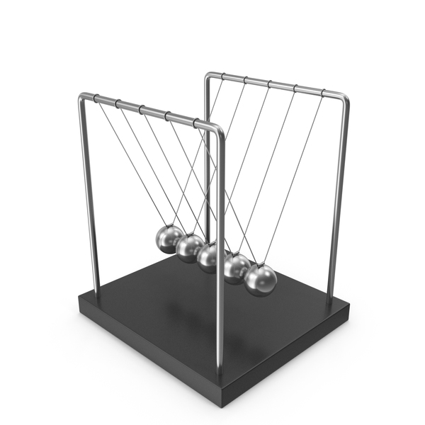 Cradle: Newton Toy PNG & PSD Images
