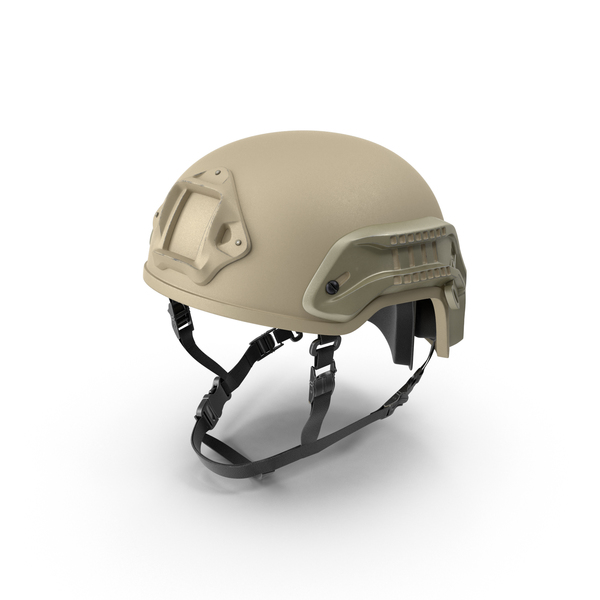Military: Nexus Sf M3 Helmet With Rails PNG & PSD Images