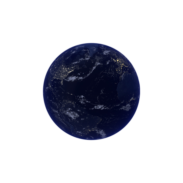 Night Earth PNG & PSD Images