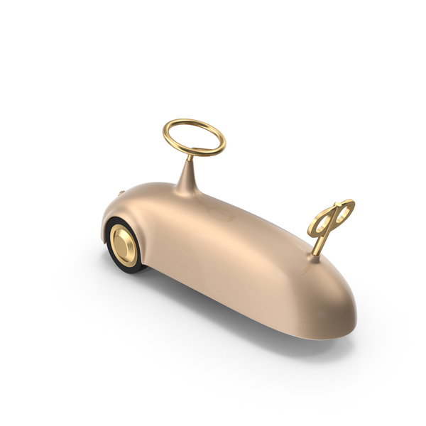 Nika Zupanc Toy Car Beige PNG & PSD Images