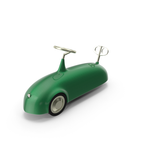 Nika Zupanc Toy Car Green PNG & PSD Images