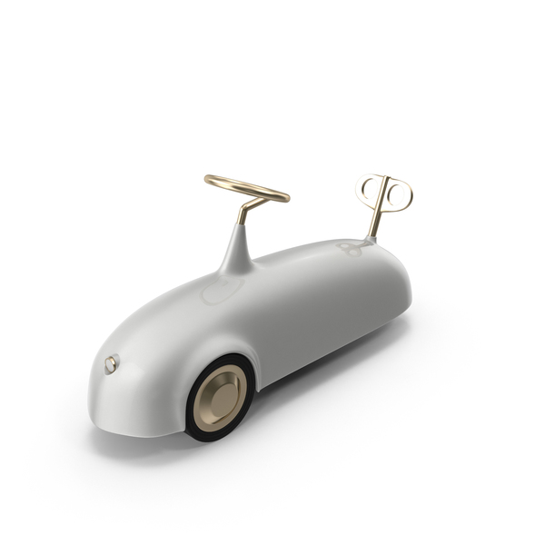 Nika Zupanc Toy Car White PNG & PSD Images