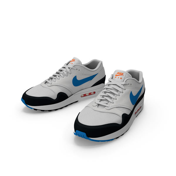 Nike Air Max Sneakers PNG & PSD Images