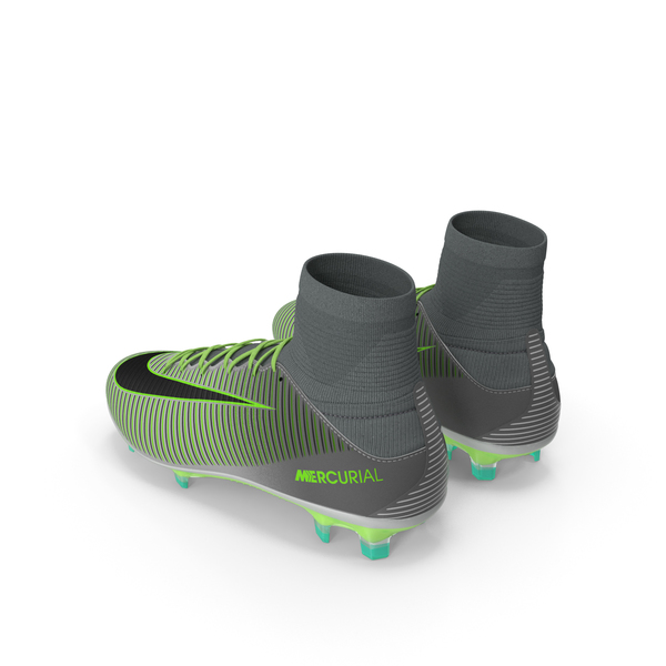 Nike Mercurial Veloce Cleats PNG & PSD Images