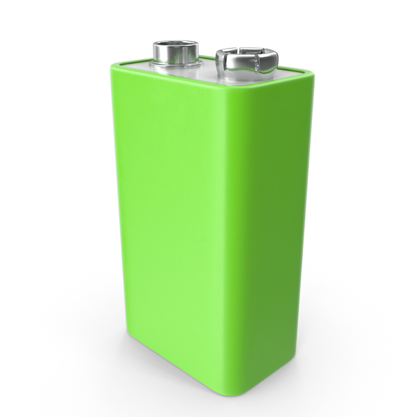 Nine Volt Battery PNG & PSD Images