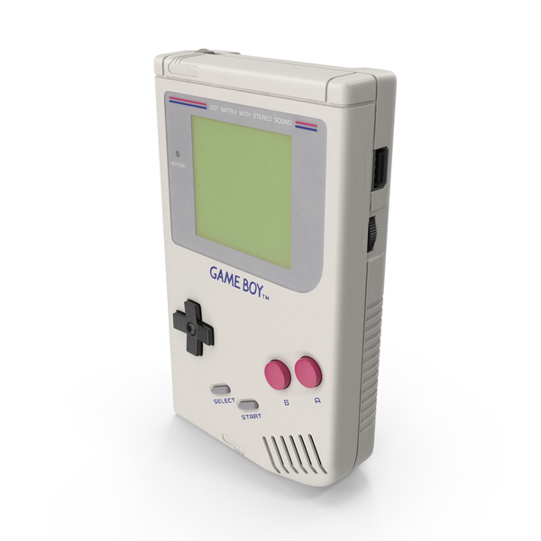 Nintendo Game Boy PNG & PSD Images