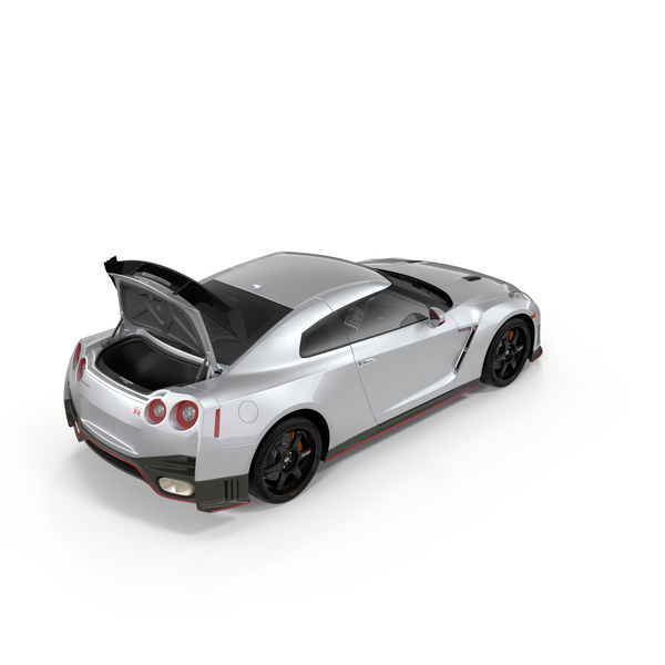 Nissan GT-R PNG & PSD Images