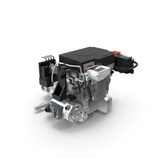 Auto: Nissan Leaf Engine PNG & PSD Images