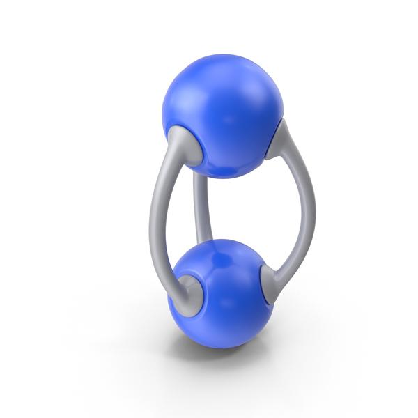 Nitrogen Molecule PNG & PSD Images