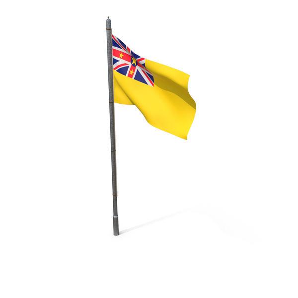 Niue Flag PNG & PSD Images