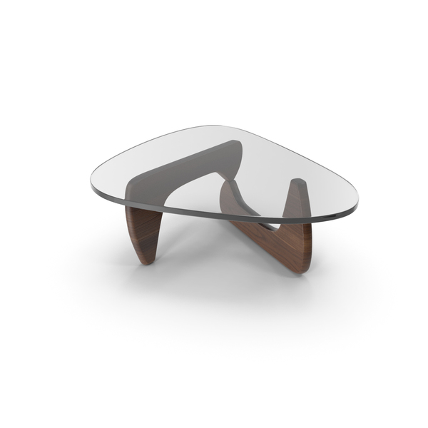 Glass: Nogushi Table PNG & PSD Images