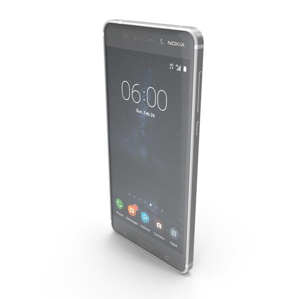 Nokia 6 PNG & PSD Images