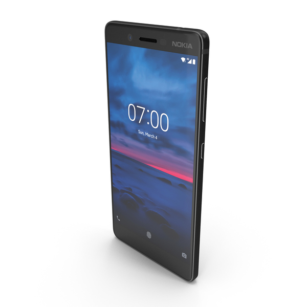 Nokia 7 Black PNG & PSD Images