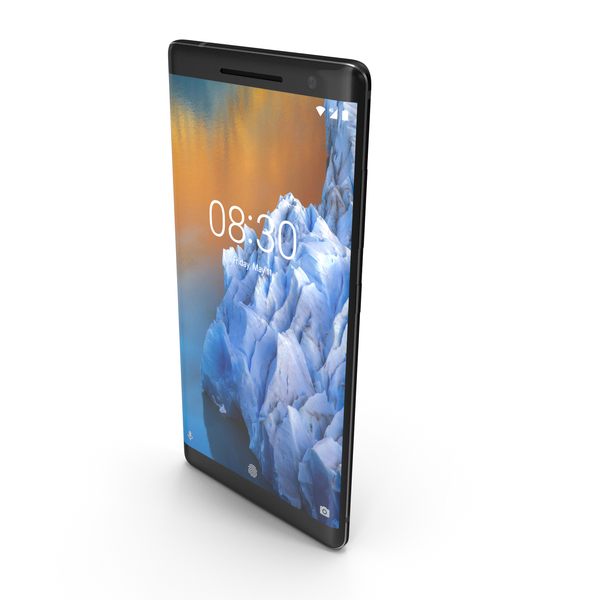 Nokia 8 Sirocco PNG & PSD Images