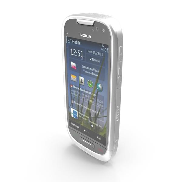 Nokia C7 Astound PNG & PSD Images