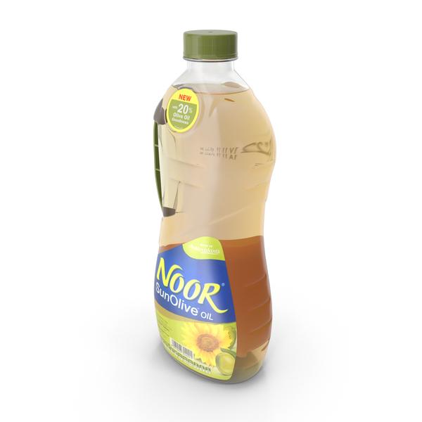 Noor Sun Olive Oil PNG & PSD Images