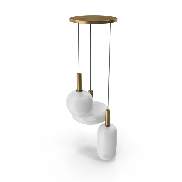 Nordic Post Modern Pendant Lights PNG & PSD Images