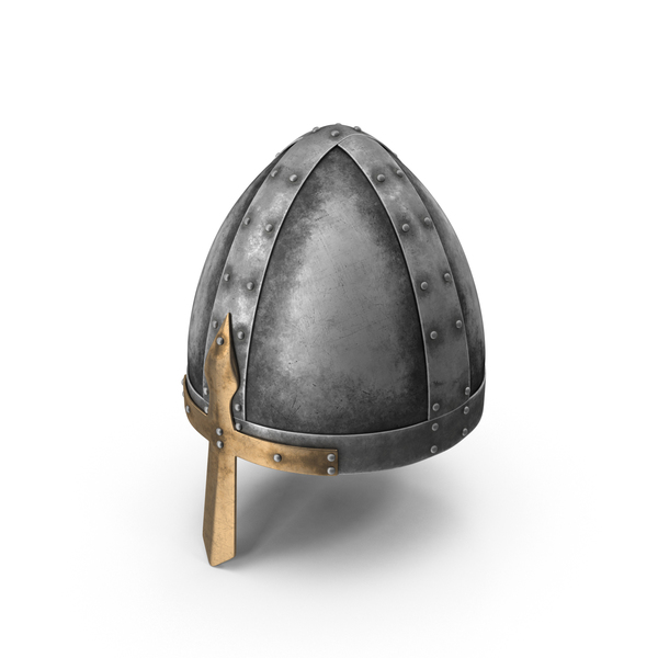 Norman Helmet Object