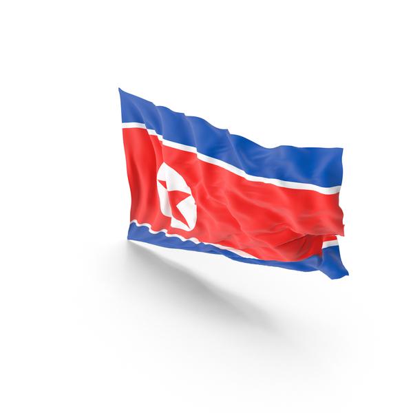 North Korea Flag PNG & PSD Images