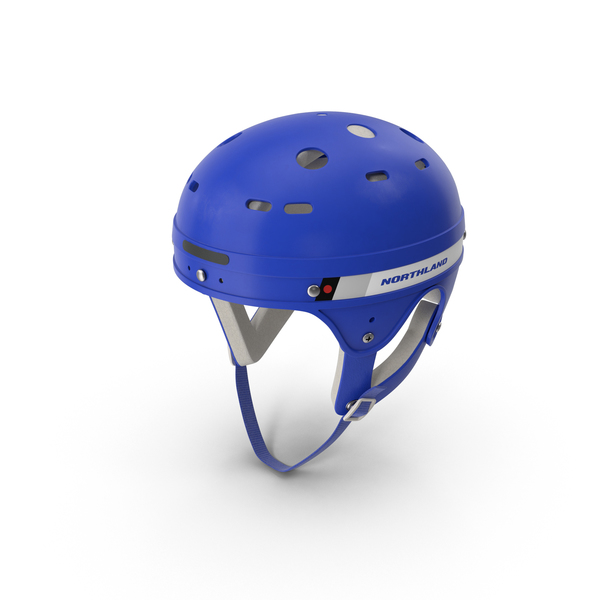 Northland Ice Hockey Helmet Worn PNG & PSD Images
