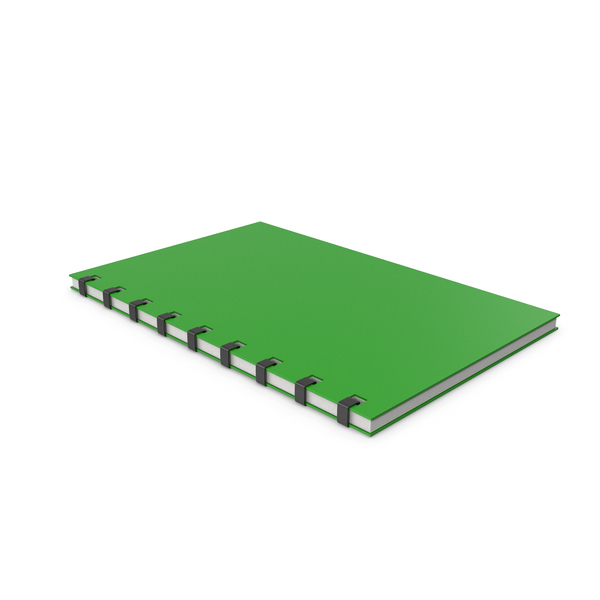 Notepad Green PNG & PSD Images