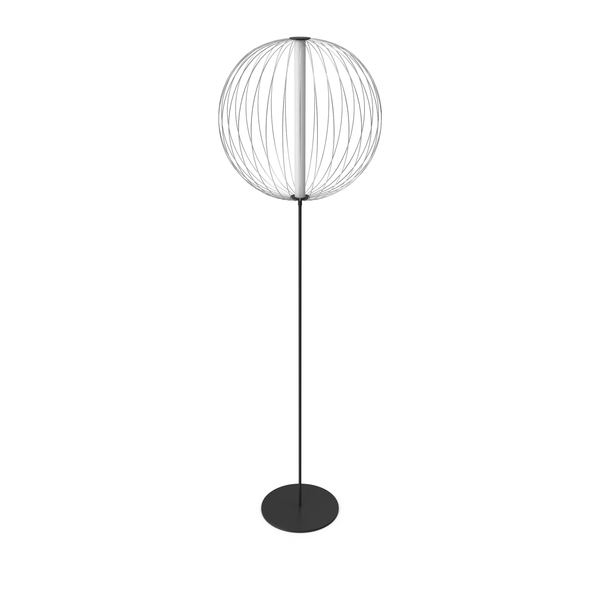 Nova Lighting Spokes Floor Lamp PNG & PSD Images