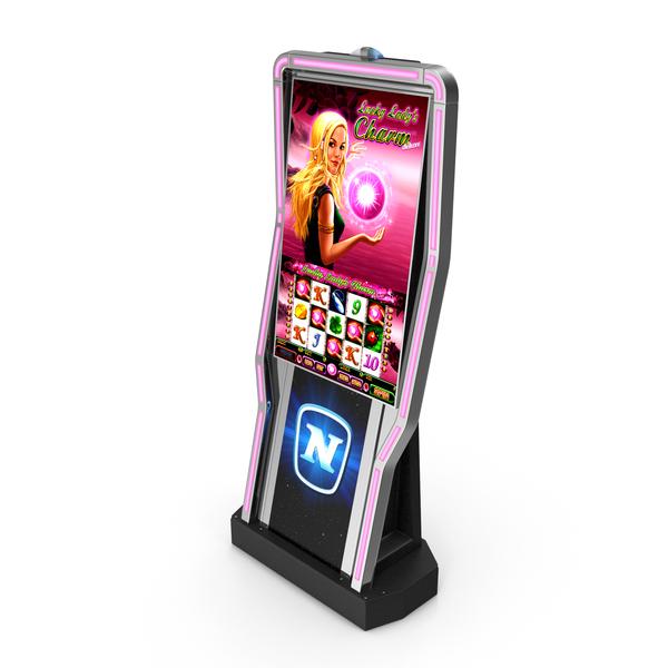 Slot Machine: NOVOSTAR VIP Royal 265 Display PNG & PSD Images