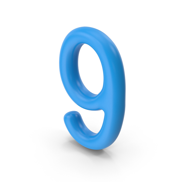 Number 9 PNG & PSD Images