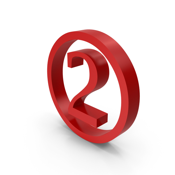 Number Circle 2 PNG & PSD Images