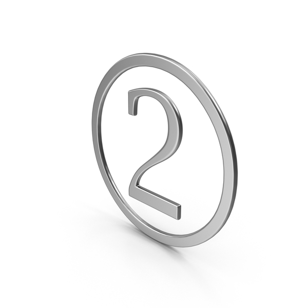 Number Two In Ring PNG & PSD Images
