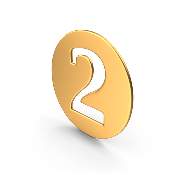 Numeral 2 PNG & PSD Images