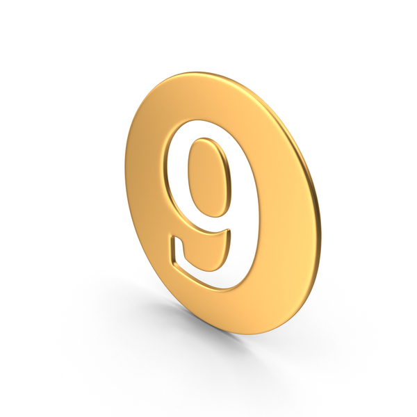 Numeral 9 PNG & PSD Images