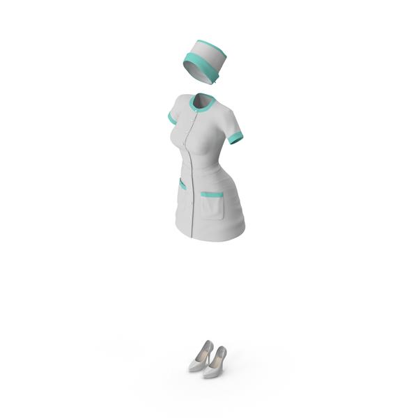 Nurse Uniform PNG & PSD Images