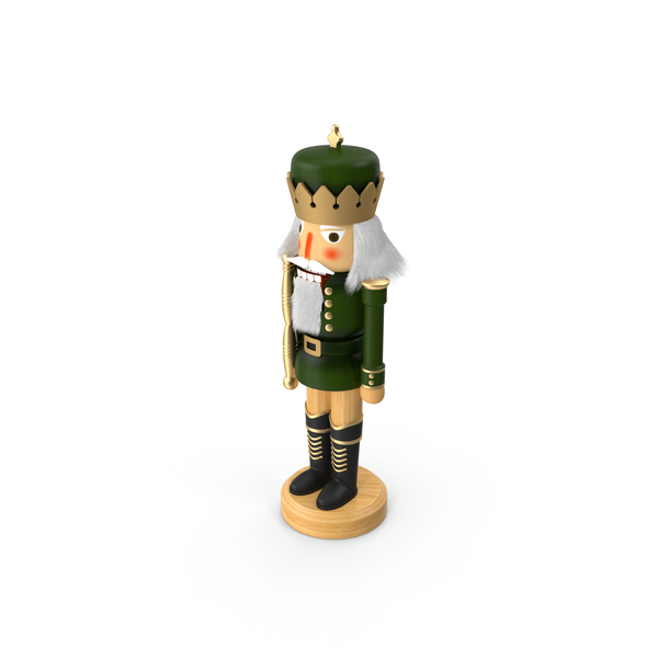 Nutcracker King PNG & PSD Images