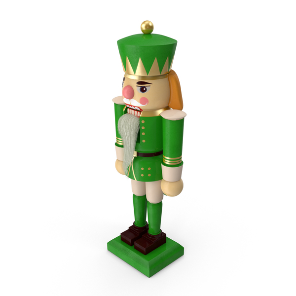 Nutcracker Soldier PNG & PSD Images