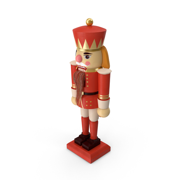 Nutcracker Soldier Object