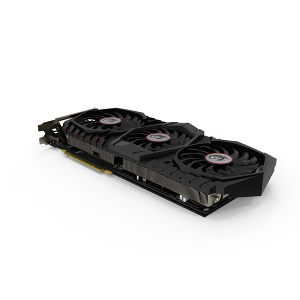 Nvidia Graphic Card PNG & PSD Images