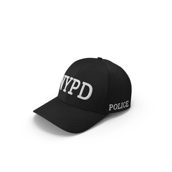 NYPD Hat Object
