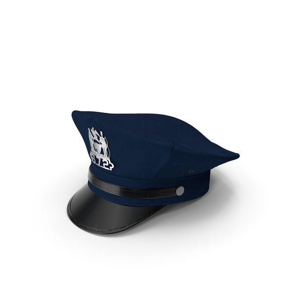 NYPD Police Cap PNG & PSD Images